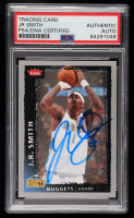 J.R. Smith Signed 2008-09 Fleer #154 (PSA Encapsulated) at PristineAuction.com