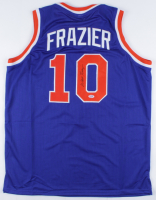 Walt Frazier Signed Jersey (PSA COA) at PristineAuction.com
