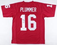 Jake Plummer Signed Jersey (Beckett COA) (See Description) at PristineAuction.com