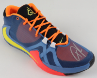 Giannis Antetokounmpo Signed Nike Basketball Cleat (Beckett COA) at PristineAuction.com