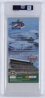 Dale Earnhardt Sr. Signed 1998 Daytona 500 Ticket (PSA Encapsulated) at PristineAuction.com
