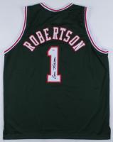 Oscar Robertson Signed Jersey (PSA COA) at PristineAuction.com