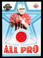 Peyton Manning 2005 Topps Pro Bowl Jerseys #APPM at PristineAuction.com