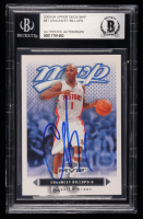 Chauncey Billups Signed 2003-04 Upper Deck MVP #41 (BGS Encapsulated) at PristineAuction.com