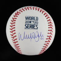 Walker Buehler Signed 2020 World Series Baseball (Beckett Hologram) at PristineAuction.com