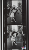"""George Mendonsa Signed """"V-J Day in Times Square"""" 6x10 Photo (PSA COA) at PristineAuction.com"""