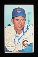 Ron Santo Signed 1964 Topps Giants #58 (JSA COA) at PristineAuction.com