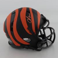 Chad Johnson Signed Bengals Eclipse Alternate Speed Mini Helmet (JSA COA) at PristineAuction.com