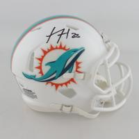 Xavien Howard Signed Dolphins Speed Mini Helmet (JSA COA) at PristineAuction.com