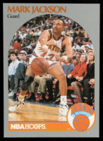 Mark Jackson 1990-91 Hoops #205 at PristineAuction.com