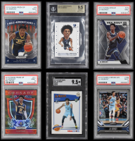 TTC Ja Morant All Rookie Card Mystery Box - 3 Rookie Cards per Box (Limited to 25) at PristineAuction.com
