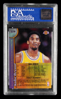 Kobe Bryant 1998-99 Finest No Protectors Refractors #175 (PSA 9) at PristineAuction.com