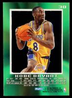 Kobe Bryant 1996-97 E-X2000 #30 RC at PristineAuction.com