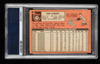 Roberto Clemente 1969 Topps #50 (PSA 8) (OC) at PristineAuction.com