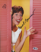 Carol Burnett Signed 8x10 Photo (Beckett COA) at PristineAuction.com