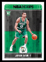 Jayson Tatum 2017-18 Hoops #253 RC at PristineAuction.com