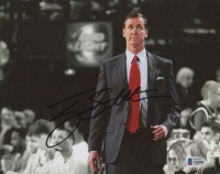 Terry Stotts Signed Trail Blazers 8x10 Photo (Beckett COA) at PristineAuction.com