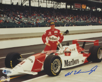 Al Unser Jr. Signed NASCAR 8x10 Photo (Beckett COA) at PristineAuction.com
