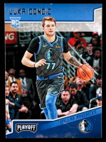 Luka Doncic 2018-19 Panini Chronicles #183 Playoff RC at PristineAuction.com
