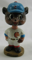 1960s Sports Specialties Cubs Mascot Clark The Cub Bobblehead (See Description) at PristineAuction.com