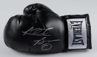 Riddick Bowe Signed Everlast Boxing Glove (Schwartz Sports COA) at PristineAuction.com