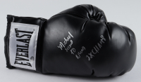 "Michael Nunn Signed Everlast Boxing Glove Inscribed ""Second To Nunn"" & ""2x Champ"" (Schwartz COA) at PristineAuction.com"