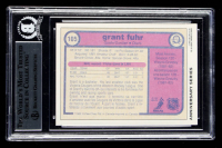 Grant Fuhr Signed 1992-93 O-Pee-Chee 25th Anniversary #15 (BGS Encapsulated) at PristineAuction.com