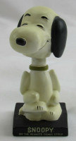 Vintage 1960's Lego Peanuts Snoopy Bobble Head at PristineAuction.com