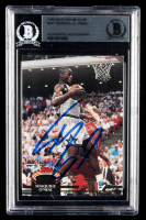 Shaquille O'Neal Signed 1992-93 Stadium Club #247 RC (BGS Encapsulated) at PristineAuction.com