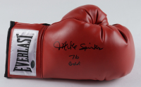 "Michael Spinks Signed Everlast Boxing Glove Inscribed ""76 Gold"" (Schwartz COA) at PristineAuction.com"