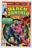 """1978 """"Black Panther"""" Issue #10 Marvel Comic Book at PristineAuction.com"""