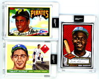 Mystery Ink Topps Project 2020 Mystery Box! - 2 Topps Project 2020 Cards In Every Pack! Only 150 Packs! at PristineAuction.com