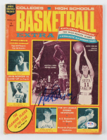 "Austin Carr Signed 1971 ""Basketball Extra"" Magazine (PSA COA) (See Description) at PristineAuction.com"