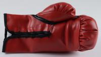 "Vinny Pazienza Signed Everlast Boxing Glove Inscribed ""5x!"" & ""The Pazmanian Devil"" (Schwartz COA) at PristineAuction.com"