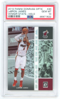 Mystery Ink Pack PSA Graded LeBron James Card! - 1 Graded LeBron James Card In Every Pack! Only 150 Packs! at PristineAuction.com