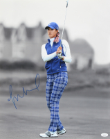 Michelle Wie Signed 16x20 Photo (JSA COA) at PristineAuction.com