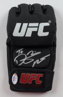 "Dustin ""The Diamond"" Poirier Signed UFC Glove (PSA COA) at PristineAuction.com"