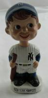 Reggie Jackson Signed Vintage Yankees Bobble Head (JSA Hologram) at PristineAuction.com