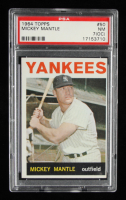Mickey Mantle 1964 Topps #50 (PSA 7) (OC) at PristineAuction.com