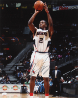 Joe Johnson Signed Hawks 16x20 Photo (JSA COA) at PristineAuction.com