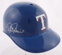 Rafael Palmeiro Signed Rangers Full-Size Batting Helmet (JSA COA) (See Description) at PristineAuction.com