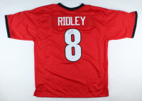 Riley Ridley Signed Jersey (Beckett COA) (See Description) at PristineAuction.com