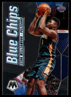 Zion Williamson 2019-20 Panini Mosaic Blue Chips #8 at PristineAuction.com