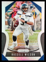 Russell Wilson 2019 Panini Silver Prizm #258 at PristineAuction.com