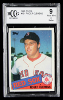 Roger Clemens 1985 Topps #181 RC (BCCG 9) at PristineAuction.com