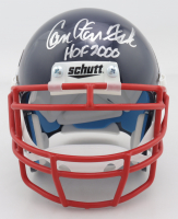 "Carlton Fisk Signed Red Sox Mini Helmet Inscribed ""HOF 2000"" (PSA COA) (See Description) at PristineAuction.com"