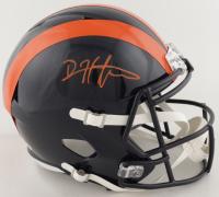 Devin Hester Signed Bears Full-Size Speed Helmet (JSA COA) at PristineAuction.com