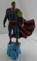 "DC Comics ""Superman"" Premium Format Sideshow Collectibles Statue Figurine at PristineAuction.com"