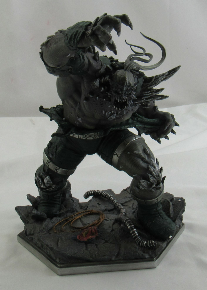 "Iron Studios ""Doomsday"" Art Scale 1:10 Statue Figurine at PristineAuction.com"