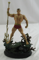 2006 Namor The Sub Mariner Painted Statue Figurine at PristineAuction.com